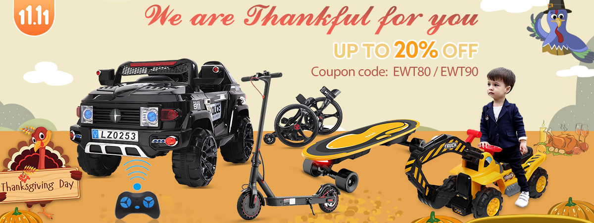sunsky-online.com - We are Thankful for YOU