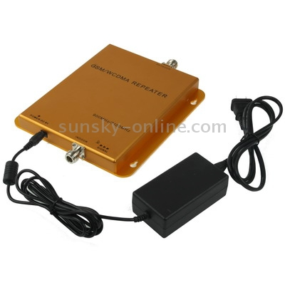 Ebay phone jammer devices | WCDMA 2100MHz Signal Booster / 3G Signal Repeater with Sucker Antenna