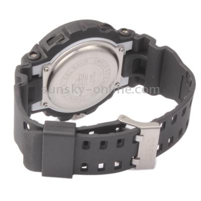 Электронные кварцевые Спортивные часы с силиконовой ремешок для часов (белый)-Наручные часы. Магазин