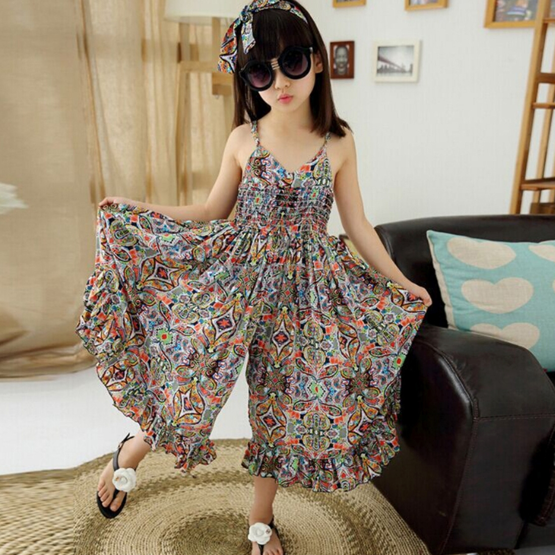 New fashion girls dress 4