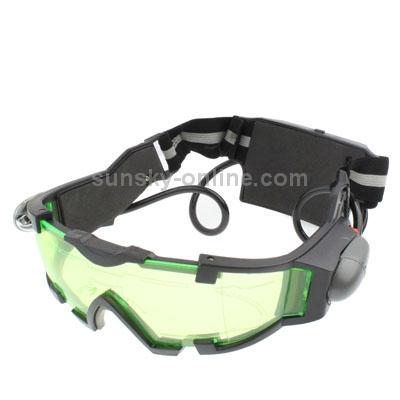 Conteúdo do pacote  1 x Óculos de visão noturna com flip-out luzes LED azul Ben  10 eb91275ed7