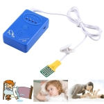 Adult / Baby Bedwetting Enuresis Urine Bed Wetting Alarm +Sensor With Clamp