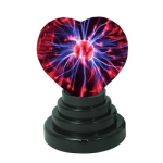 Heart shaped USB Plasma Ball