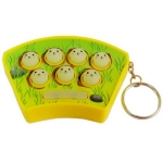 Mini Whack It Whack-A-Mouse Mole Gopher Game Key Chain