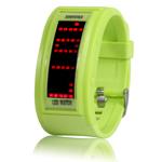 LED часы Multi (Светло-зеленые)