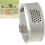 LED часы с электронным дисплеем (Белые)