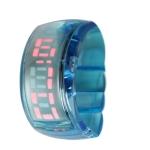 LED часы ODM Pixel Design (Светло-голубые)