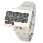 LED часы Heart Rate Style