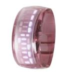 LED часы ODM Pixel Design (Розовые)