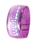 LED часы ODM Pixel Design (Фиолетовые)