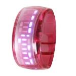 LED часы ODM Pixel Design (Красные)