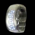 LED часы ODM Pixel Design (Прозрачные)