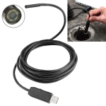 2 LED Video Borescope Camera
