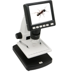 1.3 Mega pixels USB 2.0 digital microscope with 8 LED White light, Dual Axis 27X &amp; 100X Microscope Lens
