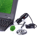 1.3 Mega pixels 200x USB digital microscope with 8 LED White light