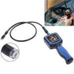 Borescope Inspection 2 LED Camera with Color LCD Monitor, Lens Diameter: 17mm