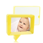 Dialog Box Photo Frame (Yellow)