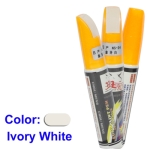 Ivory White Auto Paint Pen for Nissan NS-24