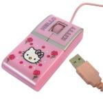 Оптическая мышь USB Hello Kitty