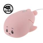 Оптическая USB мышь (Дельфин стиль)