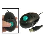 4D ручная USB мышь трекбол