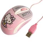 3D Оптическая мышь USB Hello Kitty