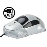 Оптическая USB мышь (Серебро)
