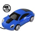 Оптическая мышь USB (Синяя)