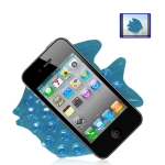 Anti-Slip Mat Super Sticky Pad for Phone / GPS / MP4 / MP3 (Blue)