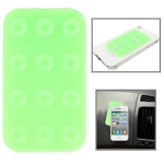 Anti-Slip Mat Super Sticky Pad for Phone / MP4 / MP3 (Green)