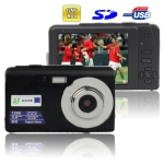 5.0 Mega Pixels Digital Camera with 3.0 inch TFT LCD Screen, Support TV Out