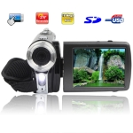 5.0 Mega Pixels Digital Camera with 3.0 inch TFT LCD Screen, 270 degree rotation, Max pixels: 16.0 Mega pixels (Interpolation)