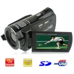 5.0 Mega Pixels Digital Camera with 3.0 inch TFT LCD Screen, 270 degree rotation, Max pixels: 16.0 Mega pixels (Interpolation), HDTV, Mini HDMI Port