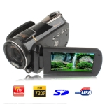 5.0 Mega Pixels Digital Camera with 3.0 inch TFT LCD Screen, 270 degree rotation, Max pixels: 20.1 Mega pixels (Interpolation)