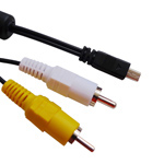 Digital Camera AV Cable for SONY S730,sanyo