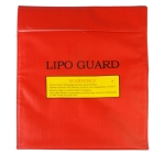 Fireproof LiPo Lithium Polymer Battery Safety Guard Bag, Size: 30x23x0.5cm