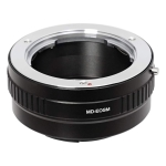 Minolta MD Lens to Canon EOS Lens Mount Stepping Ring