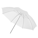 "33"" Flash Light Soft Diffuser White Umbrella"