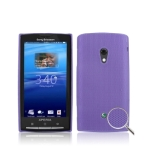 Dream Mesh Case for Sony Ericsson X10 (Purple)