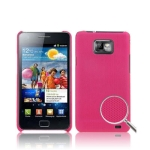 Dream Mesh Case for Samsung Galaxy S2 / i9100 (Magenta)