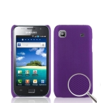 Dream Mesh Case for Samsung i9003 (Purple)