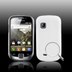 Dream Mesh Case for Samsung S5670 (White)