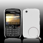 Dream Mesh Case for BlackBerry 8520 (White)
