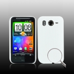 Dream Mesh Case for HTC Desire HD / G10 (White)
