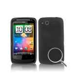 Dream Mesh Case for HTC Desire S / G12 (Black)
