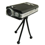 Micro Projector, Support TF Card, AV/VGA interface, Resolution ratio: 800*600