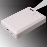 FY-106 USB Pico Projector (White)