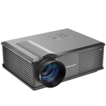 Personal Micro LED Projector with Remote Control, Built in Speaker, Support HDMI / VGA / S-Video Input (Black)