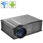 Multimedia LED Projector with Speaker, Support USB Flash Disk & TF Card and Game Function