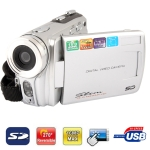 5.0 Mega Pixels 4X Zoom Waterproof Digital Camera with 2.0 inch TFT LCD Screen & HDMI / USB / SD Interface, Max pixels: 16.0 Mega pixels (Interpolation)